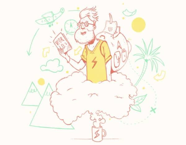 les vacances des freelances