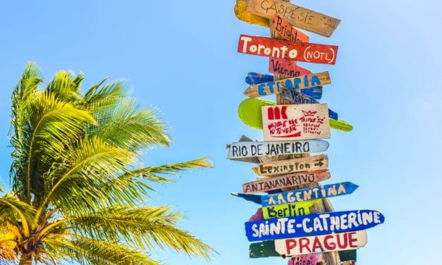 Les meilleures destinations pour les freelances nomades