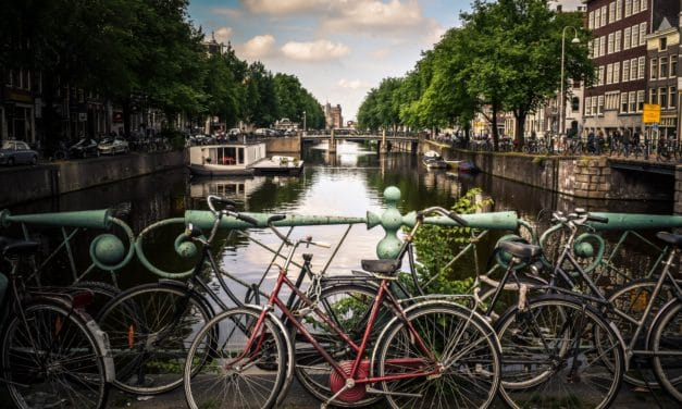 Être freelance à Amsterdam