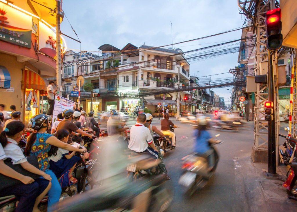 freelance Saigon
