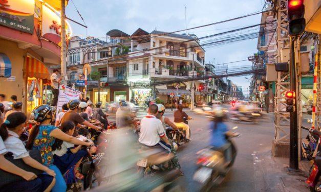 Être freelance à Saïgon