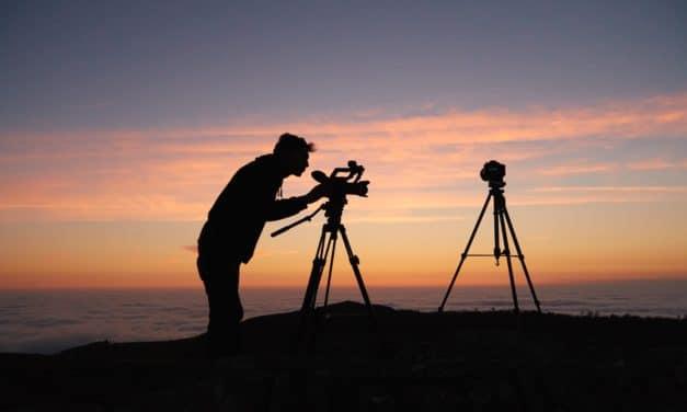 Le photographe et vidéaste freelance