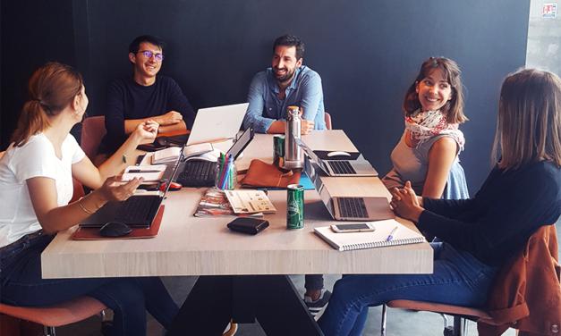 La culture freelance en pratique l'exemple du Collectif Cosme