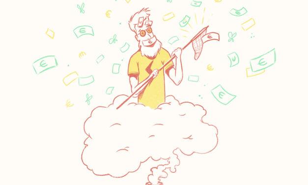 Amédée et l'argent